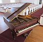 1928 Erard piano in the Frederick Collection of Historic Pianos