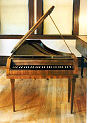 c. 1795 Unsigned piano, from the Frederick Collection
