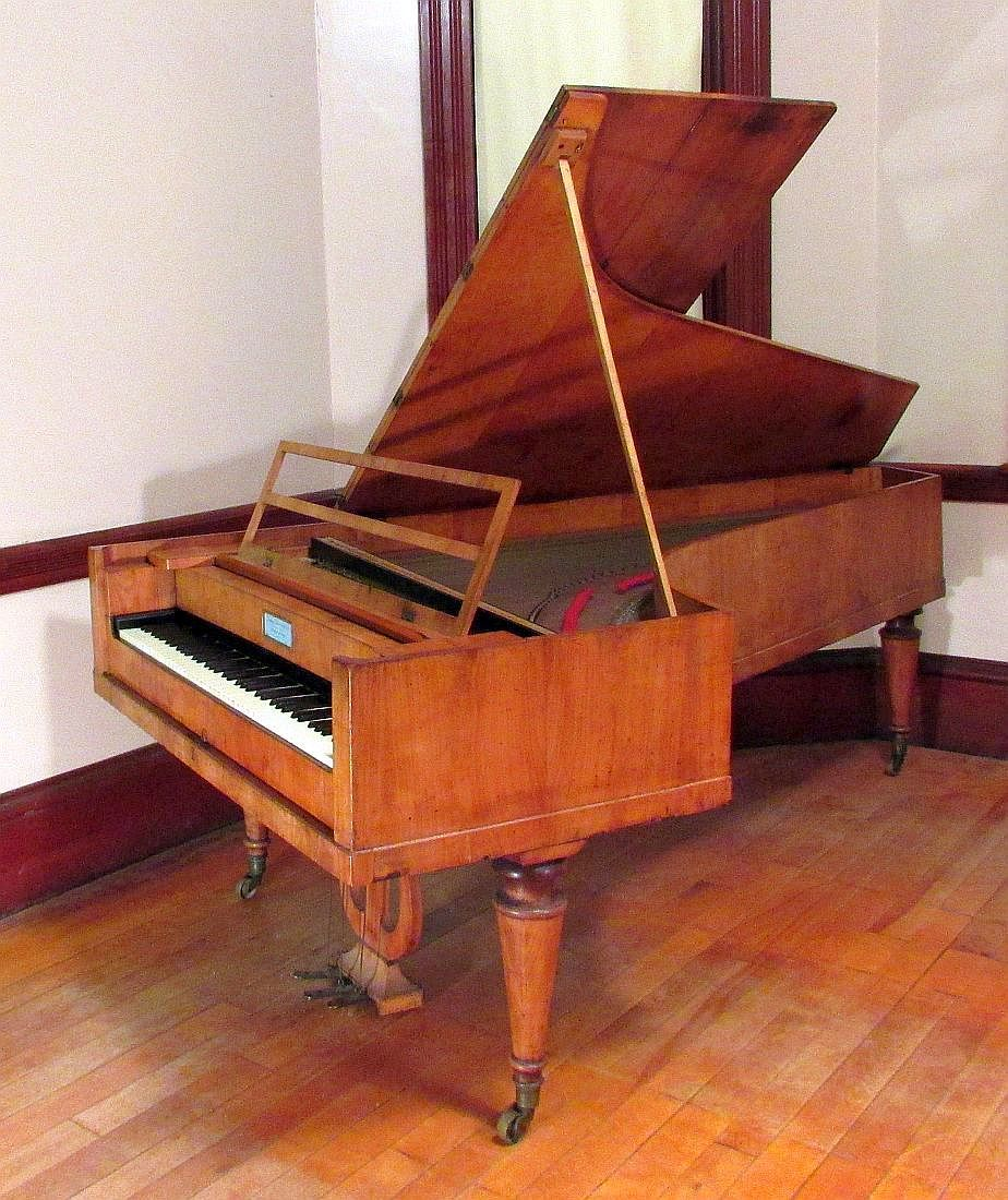 circa 1830 Bosendorfer Frederick Historical Piano Collection