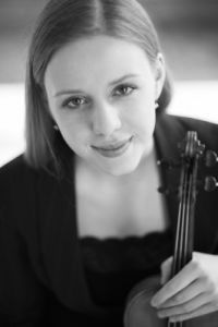 Heather Braun, violin