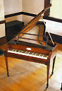 1800-1805 Brodmann piano from the Frederick Collection