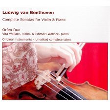 Orfeo Duo - Beethoven  Complete Sonatas for Violin and Piano