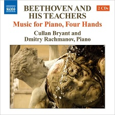 Dmitry Rachmanov and Cullan Bryant ~ Four-hand Piano Music by Beethoven and His Teachers