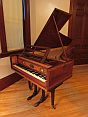 1805 Clementi piano from the Frederick Collection